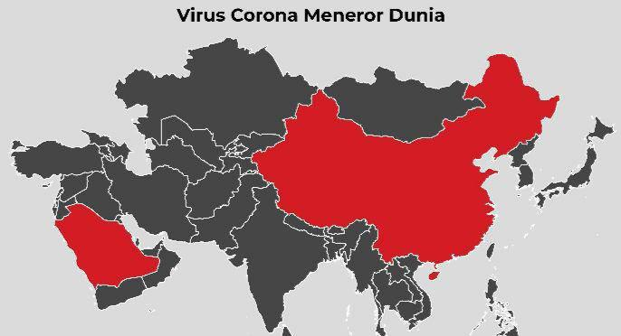 Virus corona, Turis asal China di Prancis meninggal